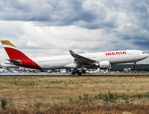 IBERIA IS WARMING UP FOR THE ASIAN GIANT