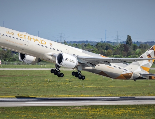 Etihad, a new connection with the Middle East and Asia